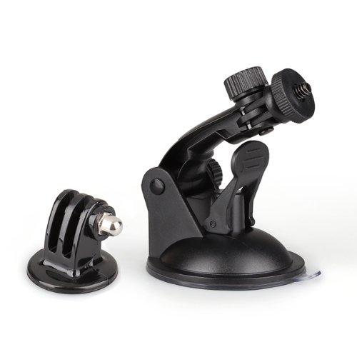 SAMGU Universal Saugerhalter + Stativ Adapter Tripod Mount für Kamera GoPro Hero 3/2/1