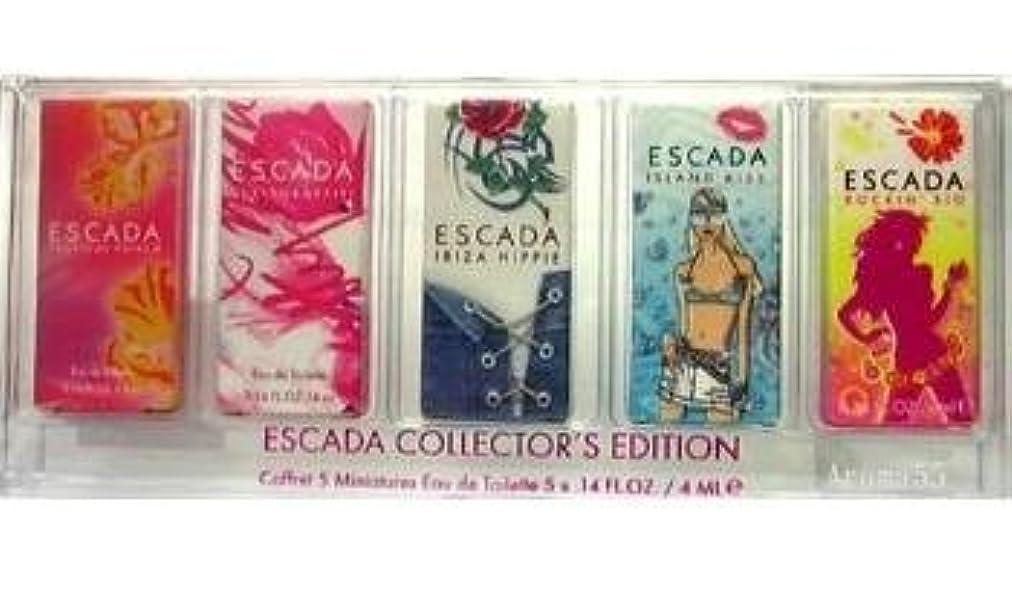 コカインかけがえのない分析的なエスカーダ ミニチュア 5本セット