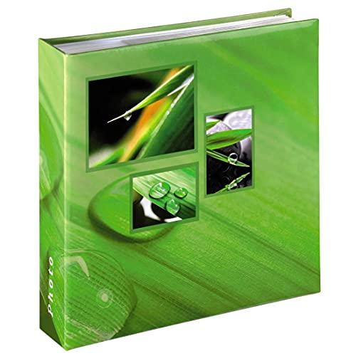 HAMA Album porta foto Singo, 200 foto 10x15, colore verde
