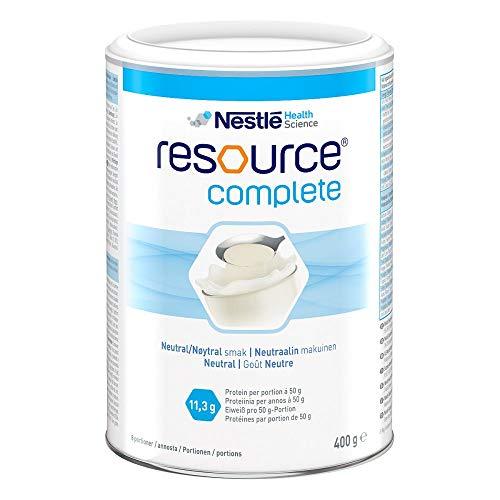 Resource complete Pulver 400 g