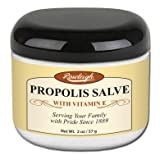 Propolis Salve with Vitamin E - 2 Oz – by WT Rawleigh