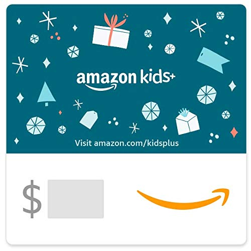 Amazon eGift Card - Amazon Kids+ Christmas Gifts