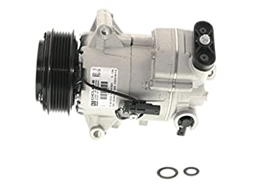 ACDelco 13414020 GM Original Equipment Air Conditioning Compressor and Clutch Assembly