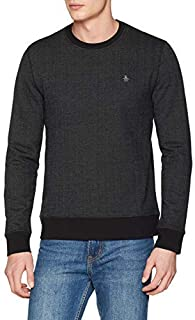 Original Penguin Men's Herringbone Sweatshirt