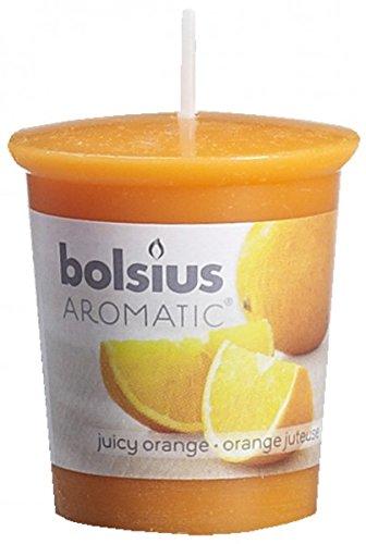 Aromatischen Juicy Orange Zimmer Scenter, Paraffin Wachs, Grün Apple