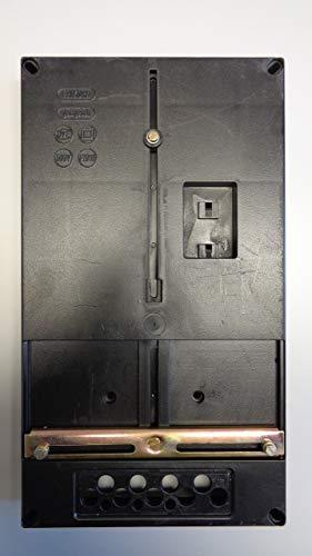 Dietzel Zählertafel Aufputz aus flammwidrigem Kunststoff schwarz Art.Nr.: 56930