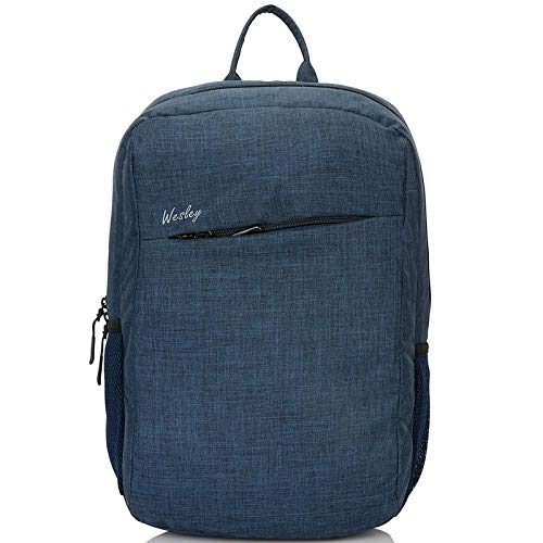 Wesley Milestone 15.6 inch OFFICE Casual Waterproof Laptop Backpack/Office Bag/School Bag/College Bag/Business Bag/Unisex Travel Backpack (25 Litres)