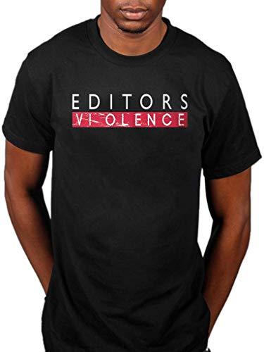 Offiziell Editors Violence T-Shirt