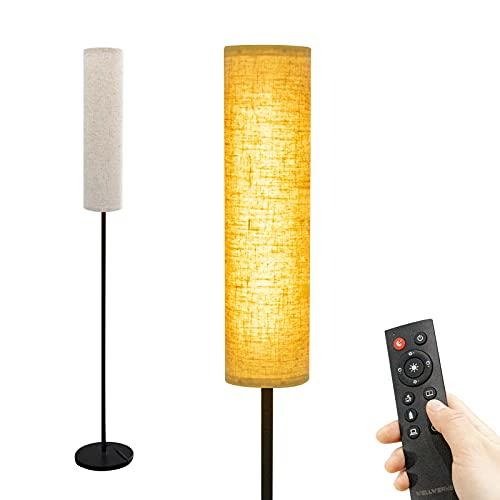 フロアライト LED スタンドライト 間接照明 ledライト フロアスタンド ランプ 照明スタンド リモコン 調光調色 インテリア照明 おしゃれ 組み立て式 ライトスタンド リビング 寝室用 勉強 仕事 読書適用 目に優しい フロアランプ ナイトライト