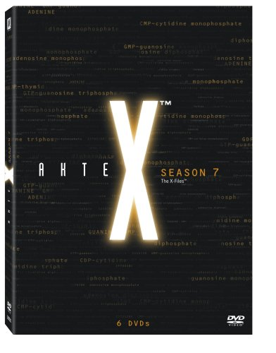 Akte X - Season 7 Collection [6 DVDs]