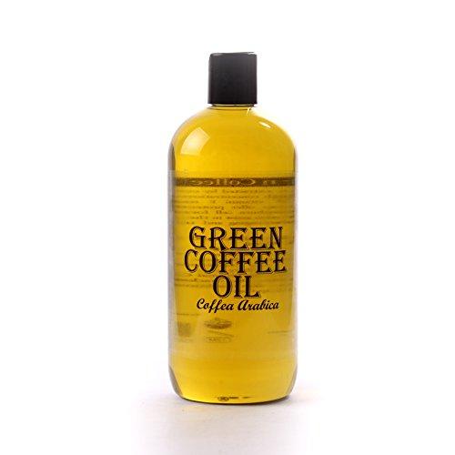 Mystic Moments | grün Kaffee kaltgepresstes Öl–500ml–100% Pure