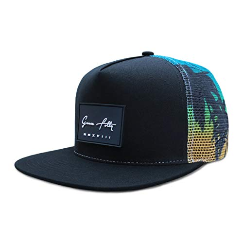 Grace Folly Trucker Hat for Men & Women. Snapback Mesh Caps
