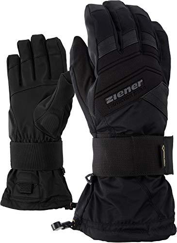 Ziener Unisex Medical GTX Handschuh Snowboard, Schwarz , 9