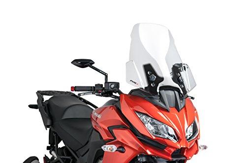 Tourenscheibe Puig Kawasaki VERSYS 1000 2012-2014 , VERSYS 1000 2015 , VERSYS 650 2015 klar Verkleidungsscheibe