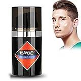 Crema BB para Hombre, Corrector + Maquillaje + Rosa + Aislamiento, Transparente y Sin Defectos, Maquillaje Natural Desnudo(#1)