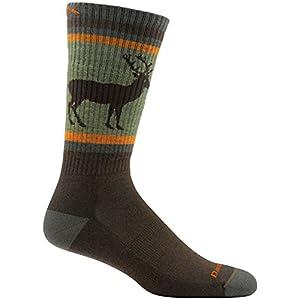 Darn Tough Vermont Men's Uncle Buck Boot Cushion Socks