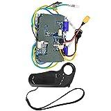 Motor ESC eléctrico de Longboard, controlador de motor de buje sin escobillas de pieza de monopatín duradero inalámbrico de 2.4G, para la versión de doble accionamiento T2 (1300 W)