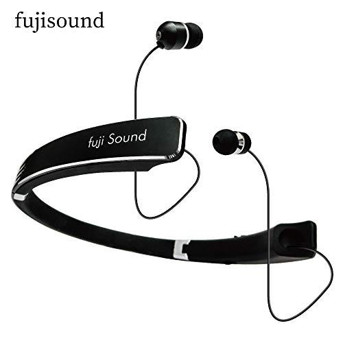 fujisound(フジサウンド)『fujisoundver.2ウェアラブルネックスピーカー』