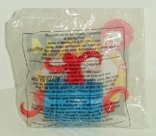 Disney Toy Story 2 Barrel of Monkeys McDonalds Happy Meal Toy #14 - 1999
