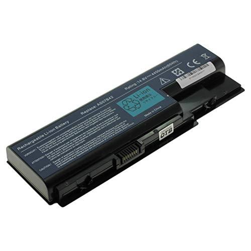 OTB 8008032 Batterie Li-ION pour Acer Aspire 5230 4400 mAh 14,4 V Noir