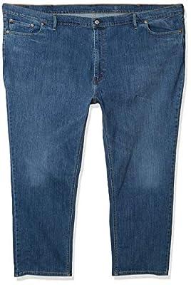Levi's Men's Big and Tall 541 Athletic Fit Jean, Manzanita Subtle - All Seasons Tech, 62W x 28L from Levi's