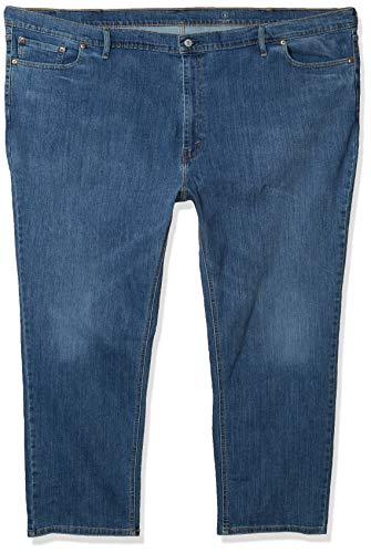 Levi's Big & Tall 541 Athletic Fit Jean, sous-vêtement Manzanita-Toutes Saisons-Stretch, 52W x 28L Homme