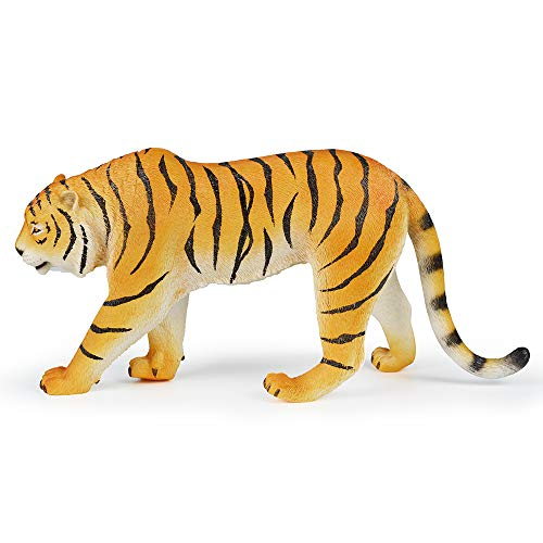 RECUR South China Tiger Wild Life Action Figure Desktop Decorations Forest Animal Toys 14.4 inch Tigers for Birthday Boys Girls Play Ages 3+