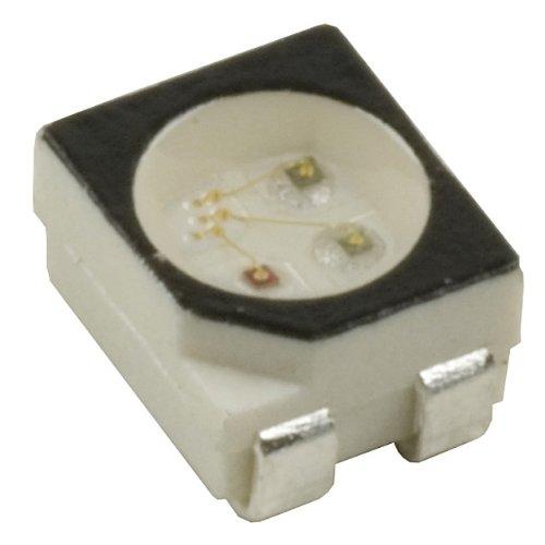 25 x LATBT66B S-U-Q, RGB LEDs Rot/Grün/Blau TOPLED, PLCC4 OSRAM neue Ware RoHS elpohl