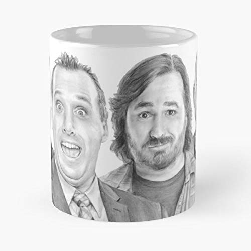 Trutv's Impractical Jokers - The Tenderloins Sketch Classic Mug Funny Coffee Mugs For Halloween, Holiday, Christmas Party Decoration 11 Ounce White Davidfin.
