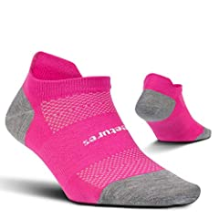 Engineered For Performance And Extreme Comfort: Feetures engineers products for the body in motion. Our cushion socks are great for those who prefer cushioned comfort without the bulk designed with high-density cushioning that provides extra protecti...