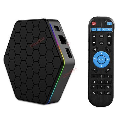 T95Z Plus Android 7.1 TV Box 3GB RAM/32GB ROM Octa Core Amlogic S912 TV Box Support 4K Dual Band WiFi 2.4GHz/5GHz Bluetooth 4.0 HDMI Ethernet 64 Bits