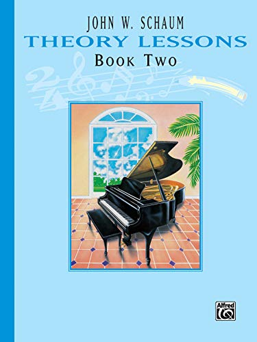 Theory Lessons, Book 2 (Schaum Method Supplement, Bk 2)