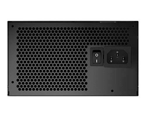 MSI MPG A850GF Alimentatore PC 850 Watt, completamente modulare, 80 PLUS Gold, supporto schede RTX, condensatori 100% giapponesi