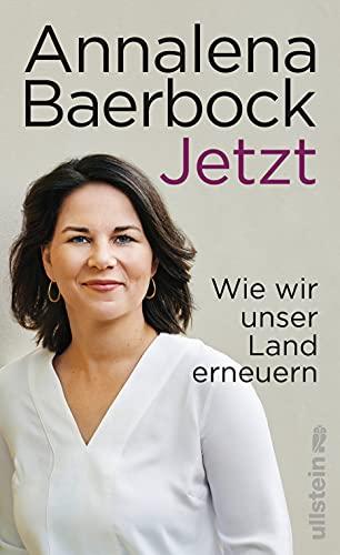 Buchseite und Rezensionen zu 'Jetzt: Wie wir unser Land erneuern' von Annalena Baerbock