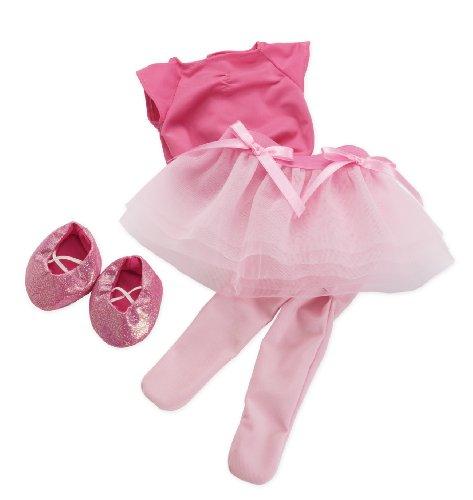 Manhattan Toy Baby Stella Zehenspitzen Ballett Tutu Baby Doll Kleidung für 38.1cm Puppen