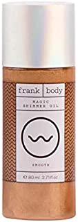 Shimmer Oil by Frank Body - 80ML