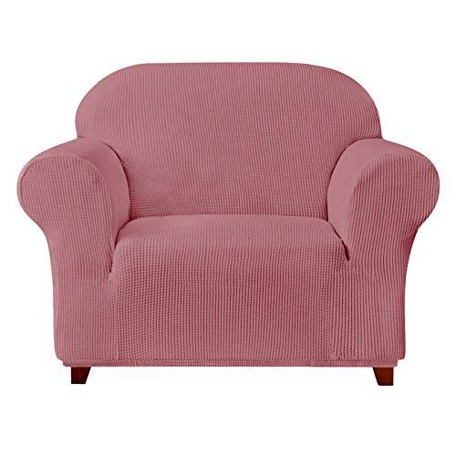 LPWCAWL Protector de Muebles de Tapa de sofá, Cubiertas de sofá universales, a Prueba de Polvo de Alto Nivel inclusivo,V