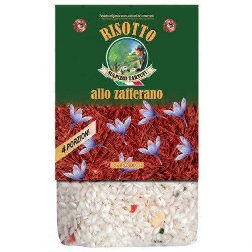 Sulpizio Tartufi Risotto allo Zafferano - 300 g