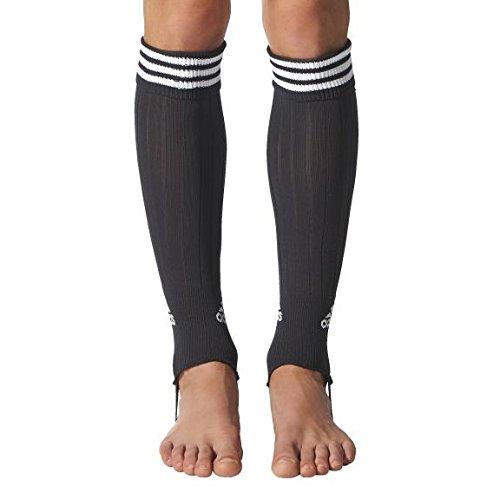 adidas Herren 3-Stripes Stegstrümpfe, White/Black, 43-45