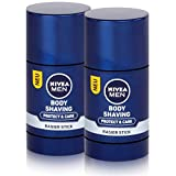 Nivea Body Shaving Rasier Stick 75ml - Protect & Care (2er Pack) -