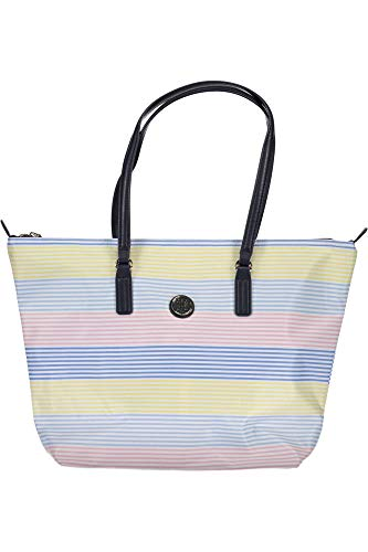 Tommy Hilfiger Poppy Tote Multi Stripe