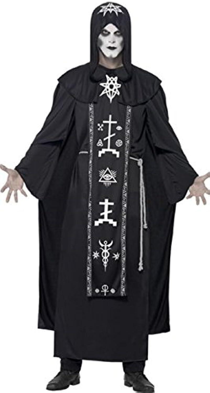 IdealWigsNet Dark Arts Ritual Costume