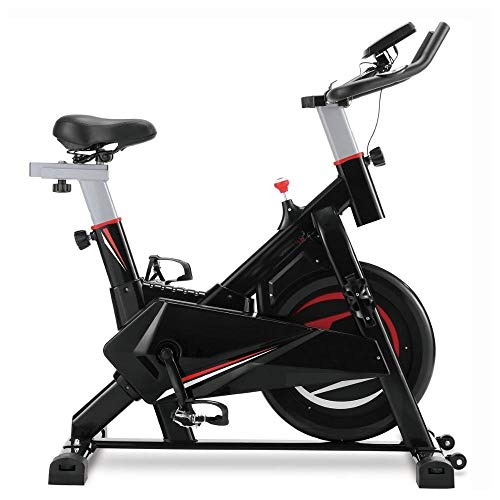 Lowest Price! Man-hj Home Exercise Bike Ultra-Quiet Indoor Exercise Bike Fixed Bike Home Exercise Bi...