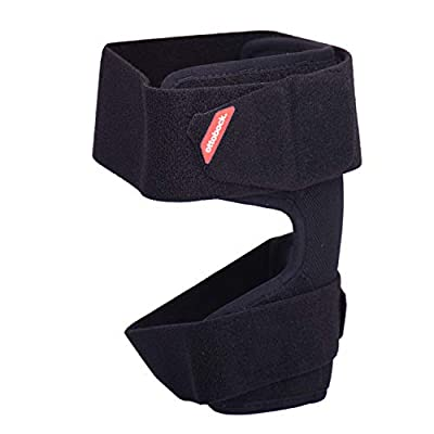 Ottobock WalkOn Reaction Strap & Liner for Ankle-Foot Orthosis - Right 42-45 - 1 Unit - Comfortable, Secure Strap for use with Ottobock Carbon Fiber WalkOn Reaction AFO Ankle Brace
