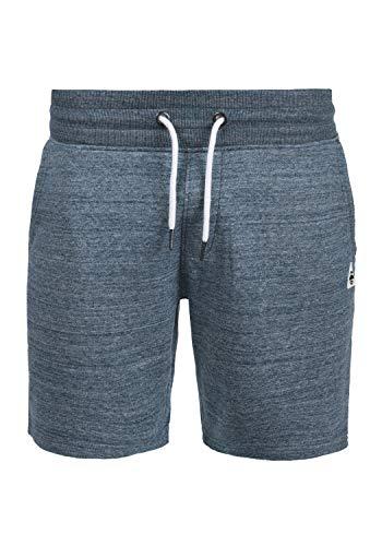 Blend Henno Herren Sweatshorts, Größe:L, Farbe:Dark Navy Blue (74645)