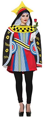 Forum Novelties 76830 Queen of Hearts Dress (UK 10–14)