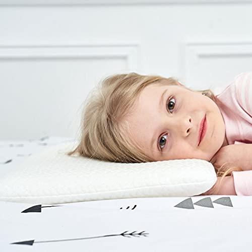 Kinder Memory Foam Kissen Flaches Kopfkissen für Kinder (3 - 8 Jahre)