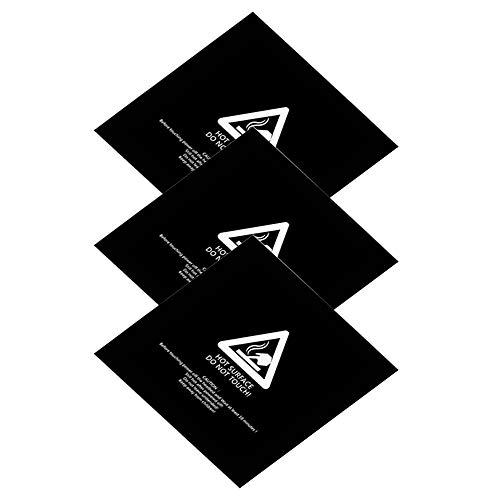HzdaDeve 3D Printer Build Surface for Creality Ender 3 Plate Sticker 235x235mm Ender 3 Pro Creality CR-20 Ender 5