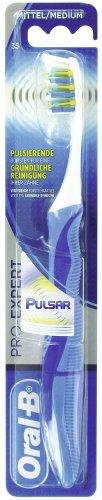 Oral-B – Pro Expert Pulsar 35 Medium – Tandenborstel – 1 Stuk