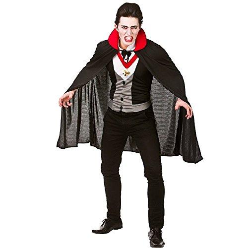 Bloodthirsty Vampire - Adult Costume Man: L (Chest: 44')